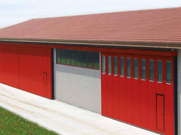 Installazione-portoni-per-capannoni-Modena